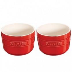 Ramekins 8 cm Rossa in Ceramica