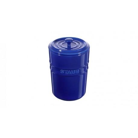 Contenitore 1.5 l Blu Scuro in Ceramica