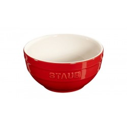 Tazza 12 cm Rossa in Ceramica