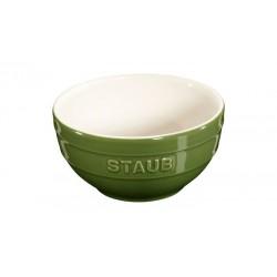 Tazza 17 cm Verde Basilico in Ceramica
