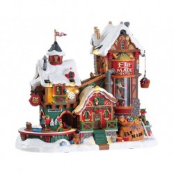 Elf Made Toy Factory con Alimentatore 4.5V Cod. 75190