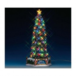 New Majestic Christmas Tree, B/O (4.5V) Cod. 84350