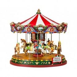 The Grand Carousel con Alimentatore 4.5V Cod. 84349