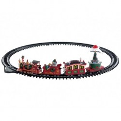 North Pole Railway, B/O (4.5V) Cod. 74223