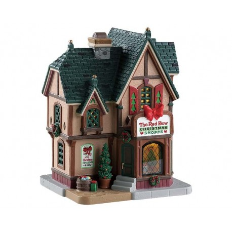 The Red Bow Christmas Shoppe B/O Cod. 85379