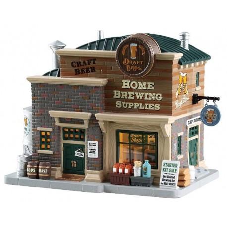 Draft Bros. Home Brewing Supplies B/O Cod. 85329