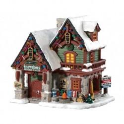 Backwoods Snowshoe Rental Shop, B/O Led Cod. 85328