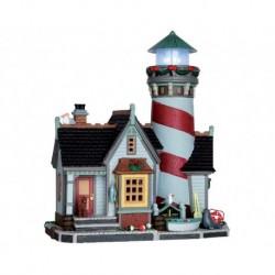 Crest Point Lighthouse B/O 4.5V Cod. 65094