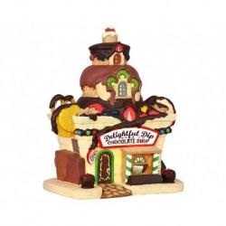 Delightful Dip Chocolate Shop B/O 4.5V Cod. 85382