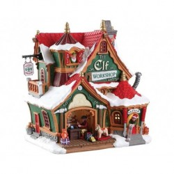 The Elf Workshop, B/O (4.5V) Cod. 75291