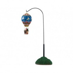 Reindeer Hot Air Balloon B/O 4.5V Cod. 84388