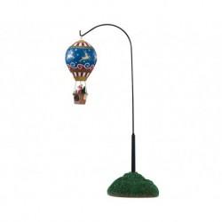 Reindeer Hot Air Balloon, B/O (4.5V) Cod. 84388