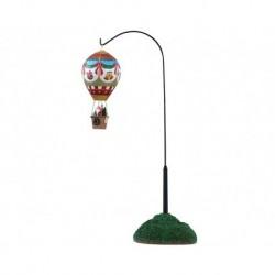 Holiday Cheer Hot Air Balloon, B/O (4.5V) Cod. 84389