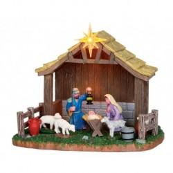 Nativity Scene B/O 4.5V Cod. 34626