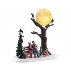 Christmas Moon B/O 4.5V Cod. 84359