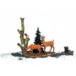 Feeding Deer Cod. 03327