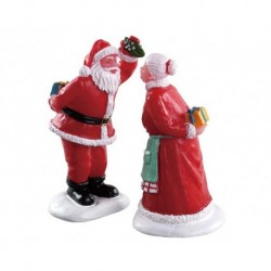 Under The Mistletoe Set of 2 Cod. 72550