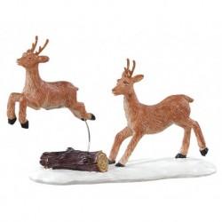 Prancing Reindeer Cod. 82586