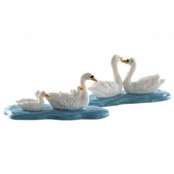 Swans Set of 2 Cod. 82613