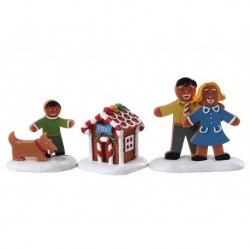 Fido's New House Set of 3 Cod. 72569