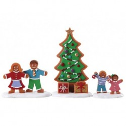 Decorating The Tree Set of 3 Cod. 72565