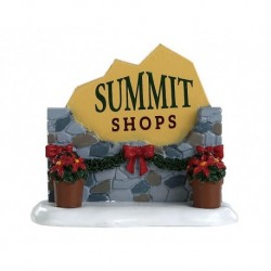 Summit Sign Cod. 84364