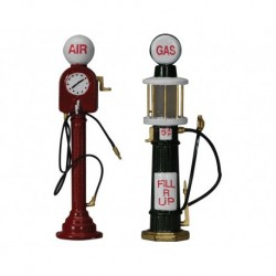Service Pumps Set of 2 Cod. 44177