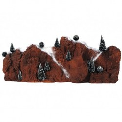 Large Village Mountain Backdrop Cod. 81011