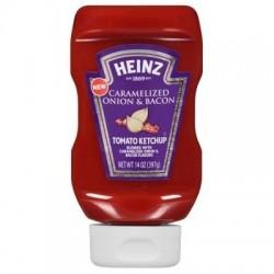 Salsa Heinz Ketchup Cipolla Caramellizzata & Bacon