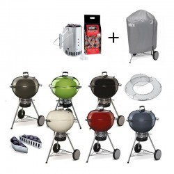 Barbecue Weber a Carbone Master Touch PROMO