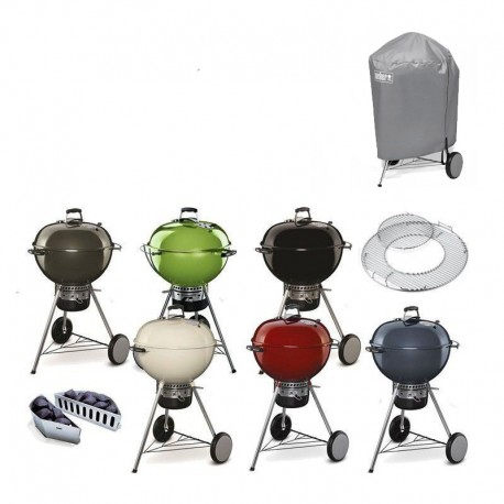 Barbecue a Carbone Master Touch Weber PROMO