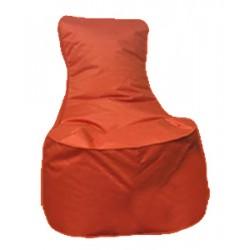 Poltrona in tessuto Pomodone