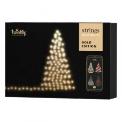 Twinkly Strings Filo di Luci Smart 225 Led Golden