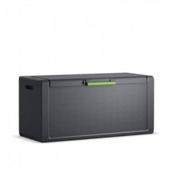 Keter Baule Moby Chest Cassone Multiuso 118 x 49 x 55h KIS Colore Antracite
