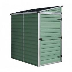 Casetta da Giardino SKYLIGHT Shed 4x6 Pent Green Palram
