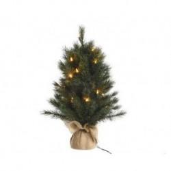Albero di Natale Frost Norway Illuminato 75 cm