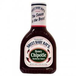 Salsa per Grigliate Miele e Peperoncino Chipotle Baby Ray's