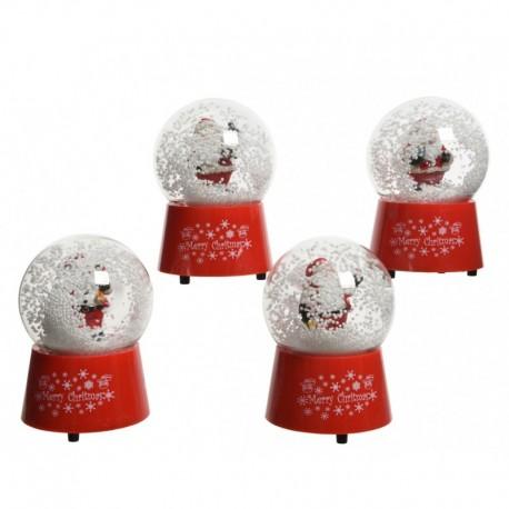 Palla di Neve con Babbo Natale