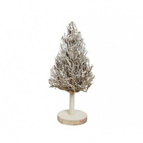 Albero di Natale in Legno 80 cm