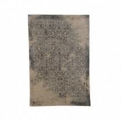 Tappeto in Cotone e Poliestere 180 x 120 cm