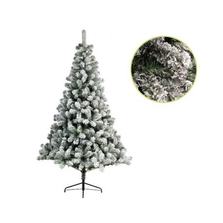 Albero di Natale Snowy Imperial Pine 210 cm
