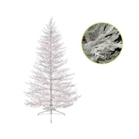 Albero di Natale Innevato Snowy Twig Illuminato 180 cm