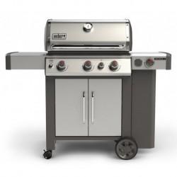 Barbecue a Gas Genesis II SP-335 Inox GBS Weber Cod. 61006129