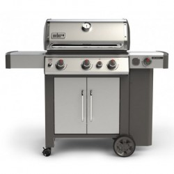 Barbecue Weber a Gas Genesis II SP-335 Inox GBS Cod. 61006129