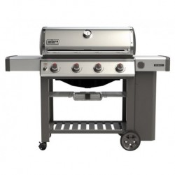 Barbecue a Gas Genesis II S-410 Inox GBS Weber Cod. 62001129