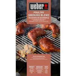 Miscela Chips Weber per Carne di Pollame Weber Cod. 17833