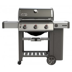 Barbecue Weber a Gas Genesis II E-310 Smoke Grey GBS Cod. 61051129