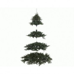 Albero di Natale Appeso 210 cm