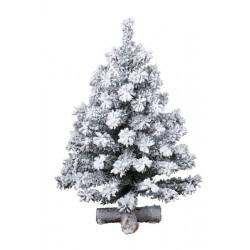 Mini Albero di Natale Toronto innevato 75 cm