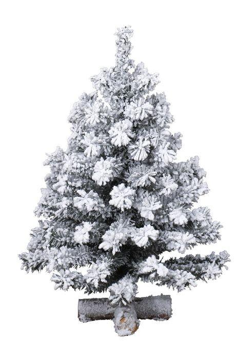 Albero Di Natale 75 Cm.Albero Di Natale Toronto Innevato 75 Cm